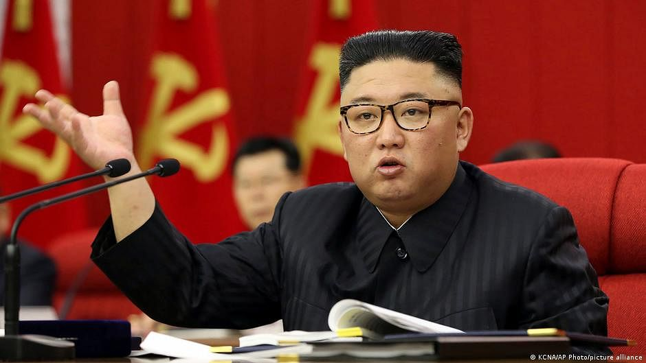 N Korea's Kim vows to be ready for confrontation with US