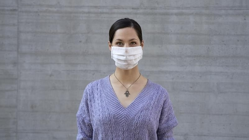 Mask-wearing can increase struggles with social anxiety