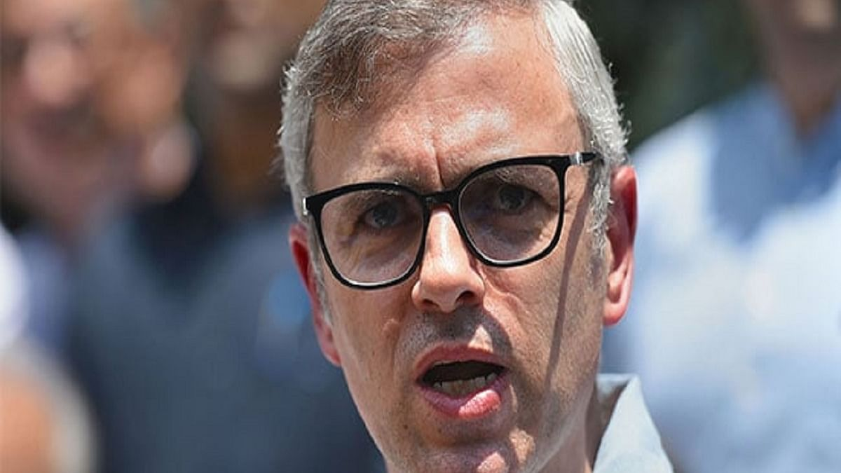 Criticism of people in positions of authority right of every citizen: Omar Abdullah