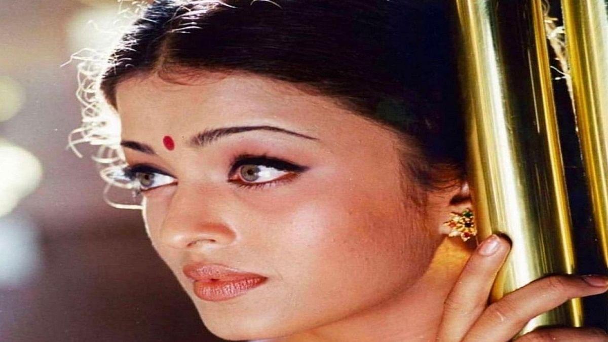 Bollywood star Aishwarya Rai Bachchan (Photo Courtesy: IANS)