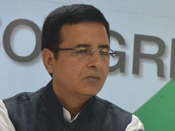 Congress spokesperson Randeep Surjewala (File Photo)