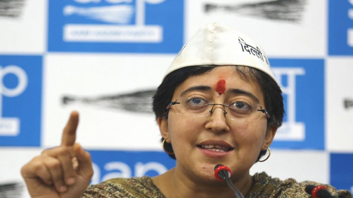 Atishi receives IT notice, AAP calls it political vendetta