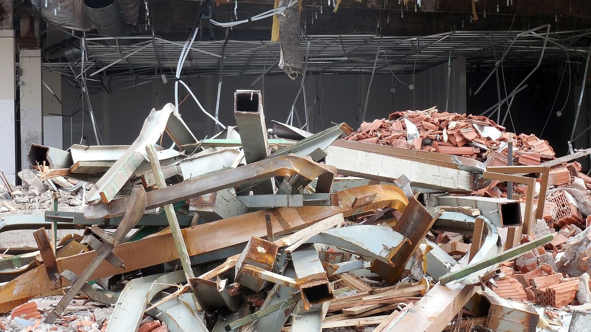 'Illegal' properties of SP leaders demolished in UP