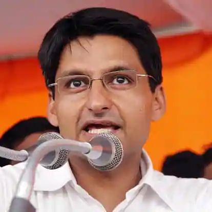 Congress MP from Haryana Deepender Hooda