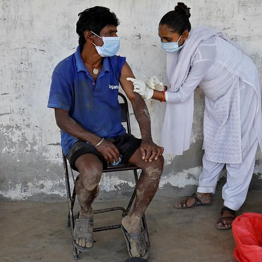 No fixed timeline can be given at present for completion of Covid vaccination: Govt