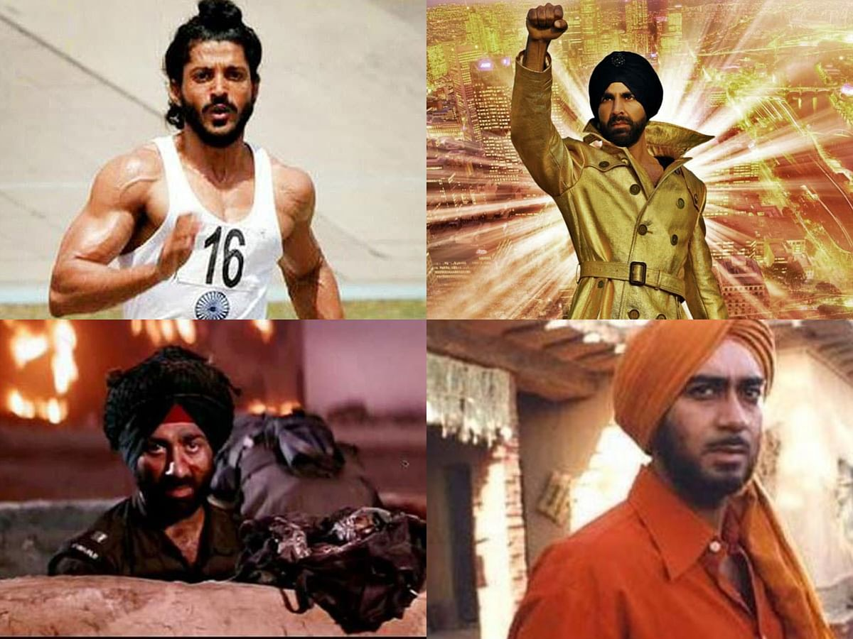 Saluting Bollywood's Coolest Turbanators