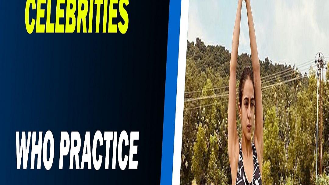 International Yoga Day 2021: Celebs flaunt the 'art of Yoga'