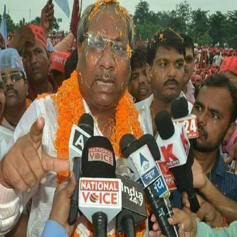 Nishad party chief Sanjay Nishad (Photo Courtesy: Facebook)