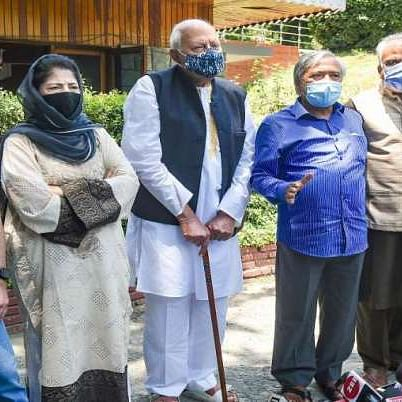Herald View: The agendaless wonder of all-party meeting on Kashmir today