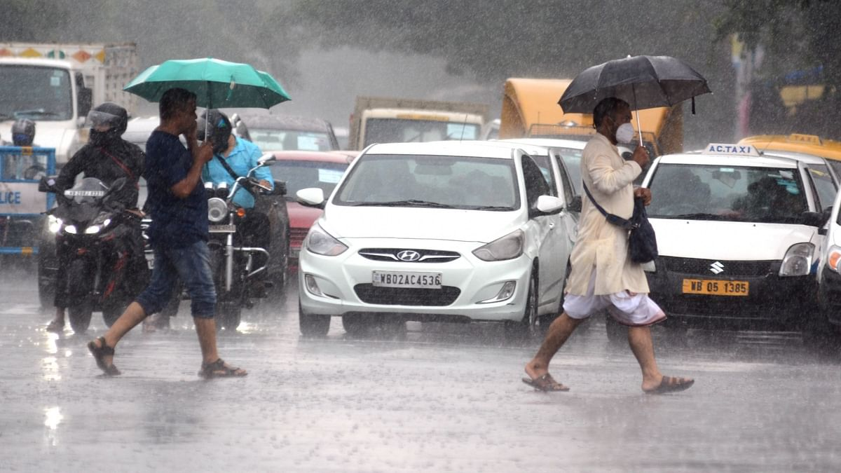 Rain, thunderstorms to lash Western Ghats from Monday: IMD