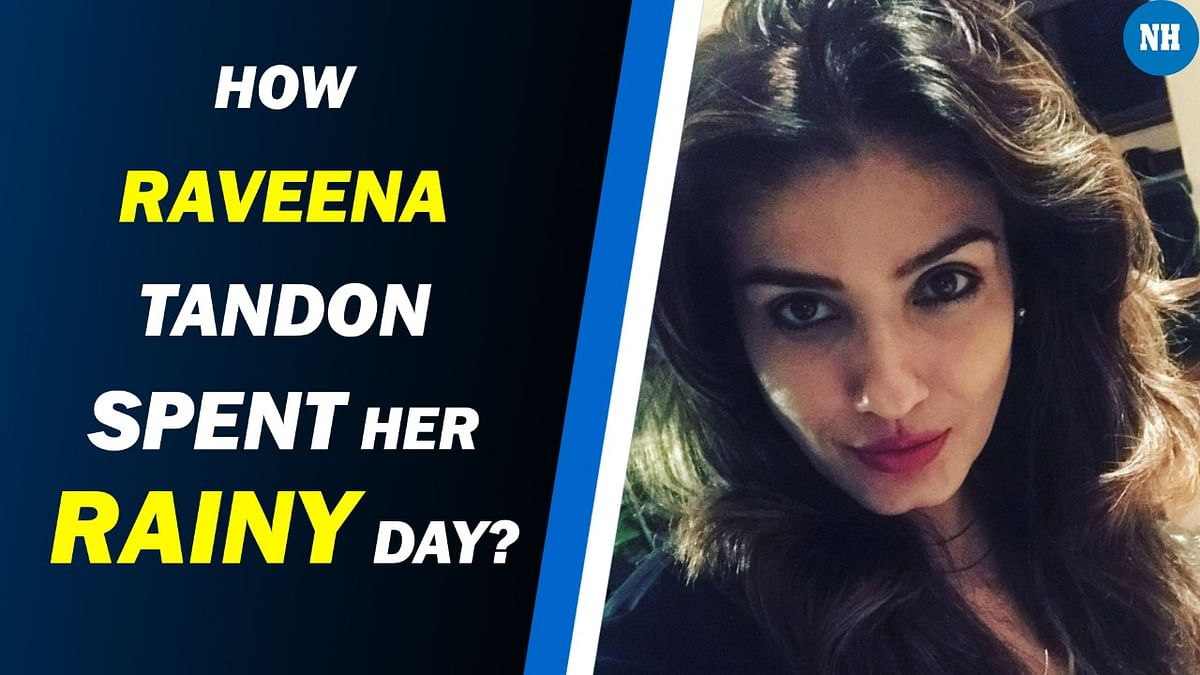 Bollywood wrap: Raveena's 'rainy' day out and Sonu Sood's request to his fans