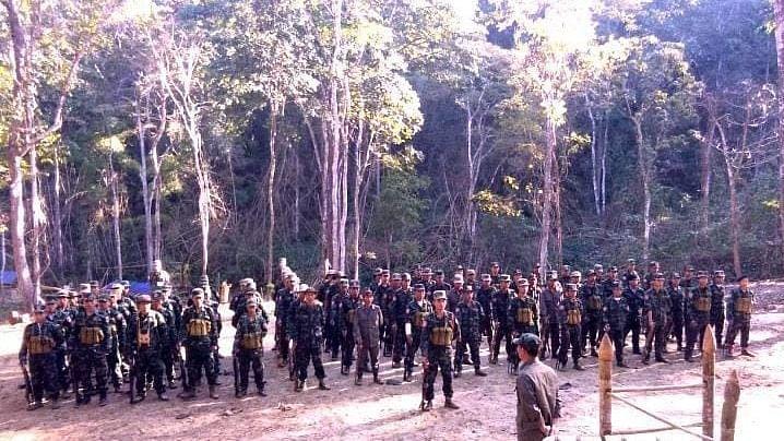 30 Myanmar troops killed in Sagaing clashes