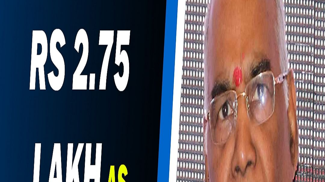 I pay Rs 2.75 lakh as taxes every month: President Kovind's statement draws various responses on social media