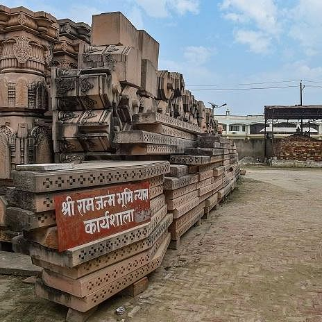 Ram Temple Trust accused of fraud, land scam and money laundering