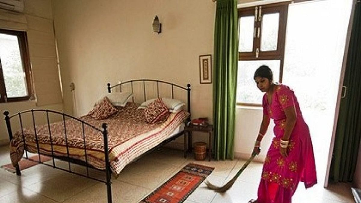 With just 8 per cent live-in domestic workers, a majority struggle to cope with the pandemic