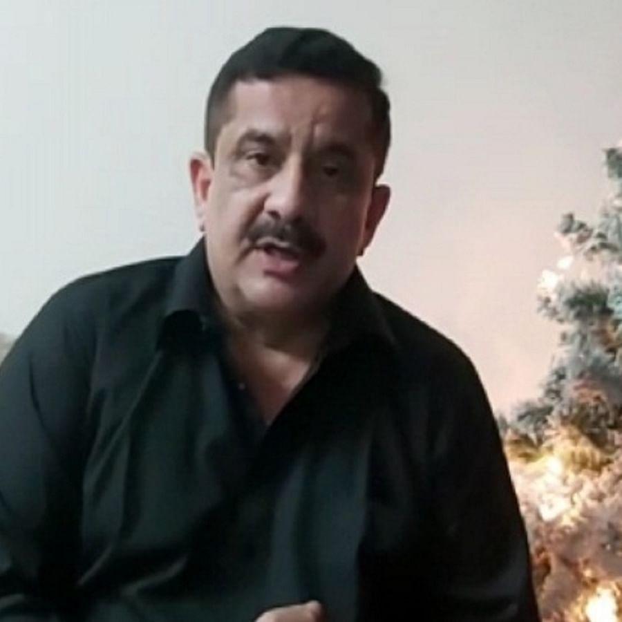 Waseem Rizvi (Photo Courtesy: IANS)