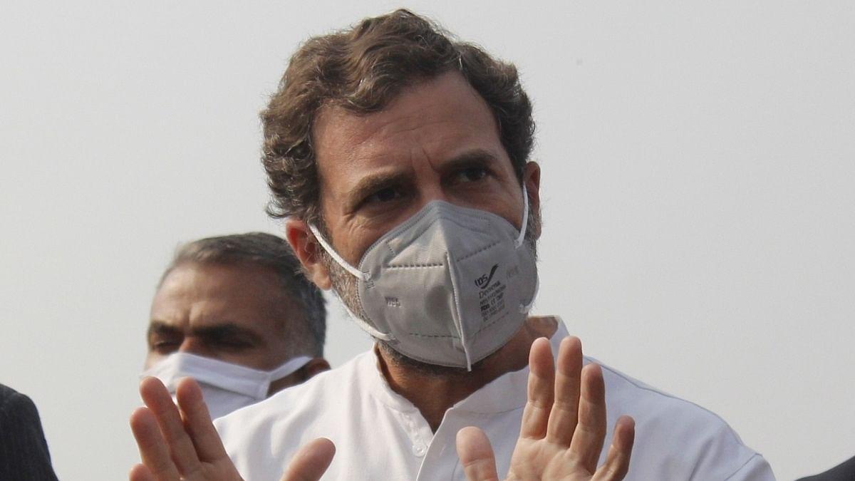 Rahul Gandhi (Photo Courtesy: IANS)