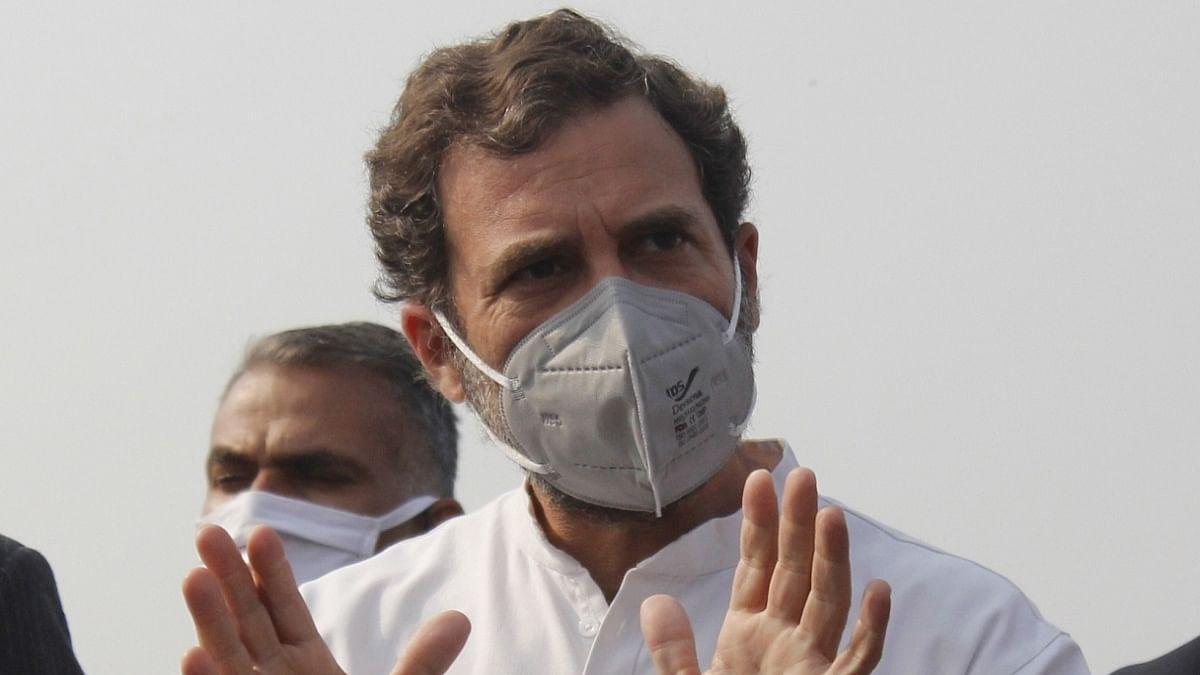 Rahul Gandhi (File photo: IANS)