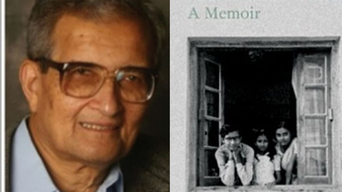 Amartya Sen jogs down memory lane to recreate his 'Home in the world'