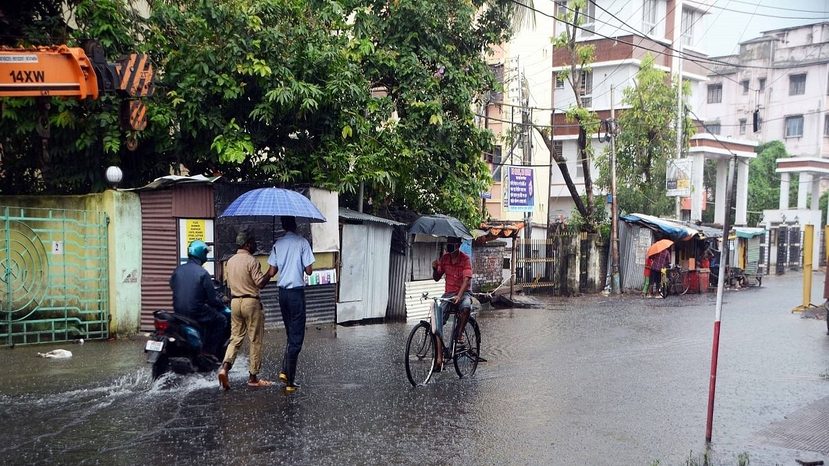 Conditions not favourable for rainfall in Delhi & adjoining states