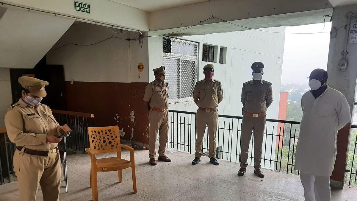 Uttar Pradesh Congress president Ajay Kumar Lallu put under house arrest in Lucknow