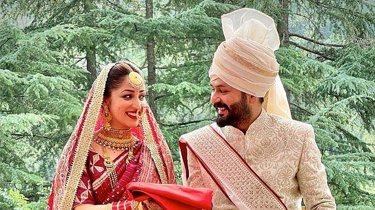Actor Yami Gautam, 'Uri' director Aditya Dhar get married