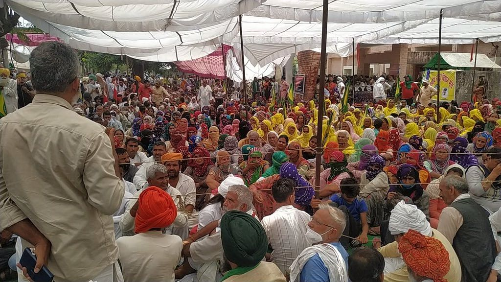 Five-fold rise in farmers' protests since 2017, says Centre for Science and Environment