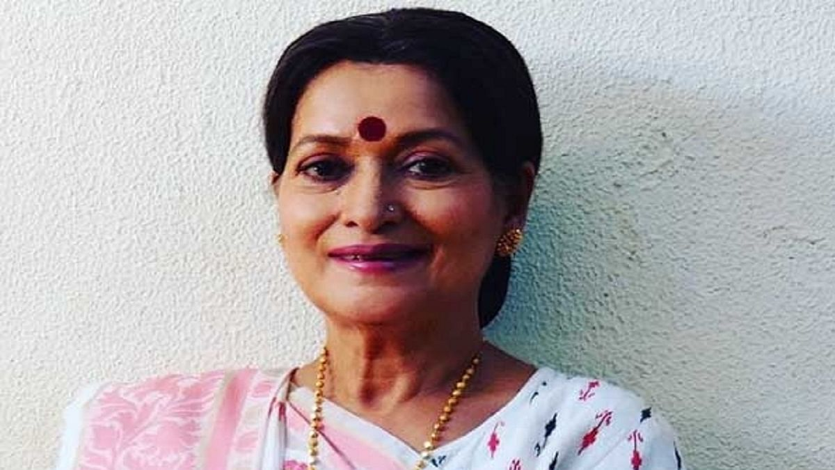 Veteran actress Himani Shivpuri (Photo Courtesy: IANS)