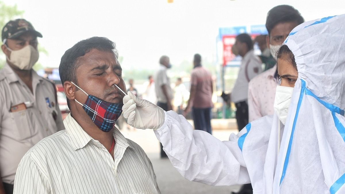 India witnesses 85% decline in new COVID cases: Health Ministry