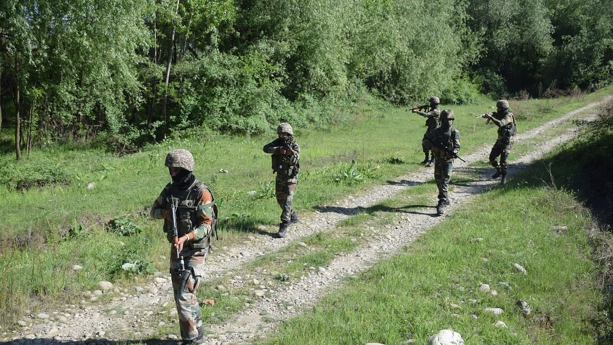 Army opens fire on two drones found hovering over Ratnuchak-Kaluchak military areas