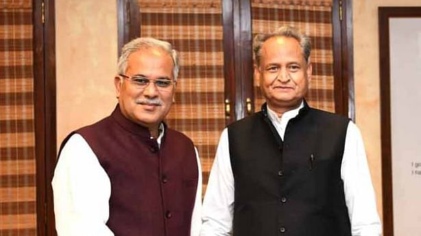 Rajasthan CM Gehlot and Chh'garh CM Baghel slam Centre for keeping Cong-ruled states out of GST GoM