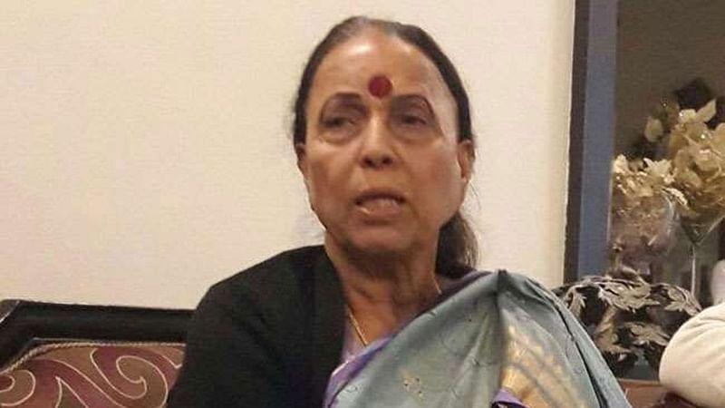 Veteran Congress leader Indira Hridayesh passes away