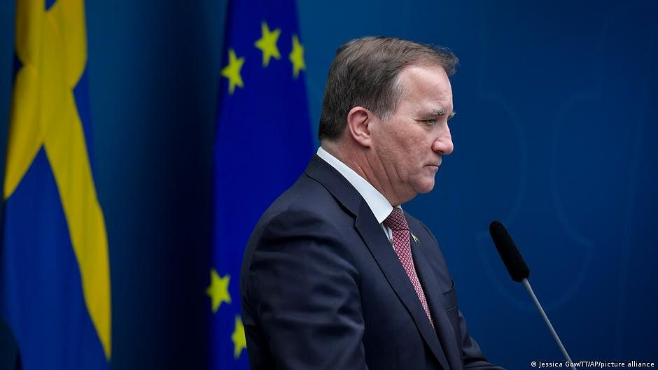 Swedish PM ousted in no-confidence vote