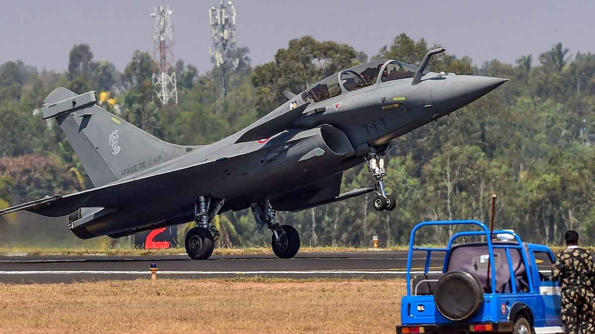 Rafale Deal: Scandal in France, not in India