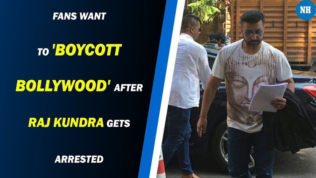 Fans want to 'Boycott Bollywood' after businessman Raj Kundra gets arrested in pornography case