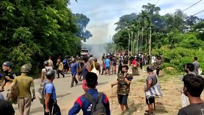 Assam-Mizoram police clash and silence of India's 'patriots'