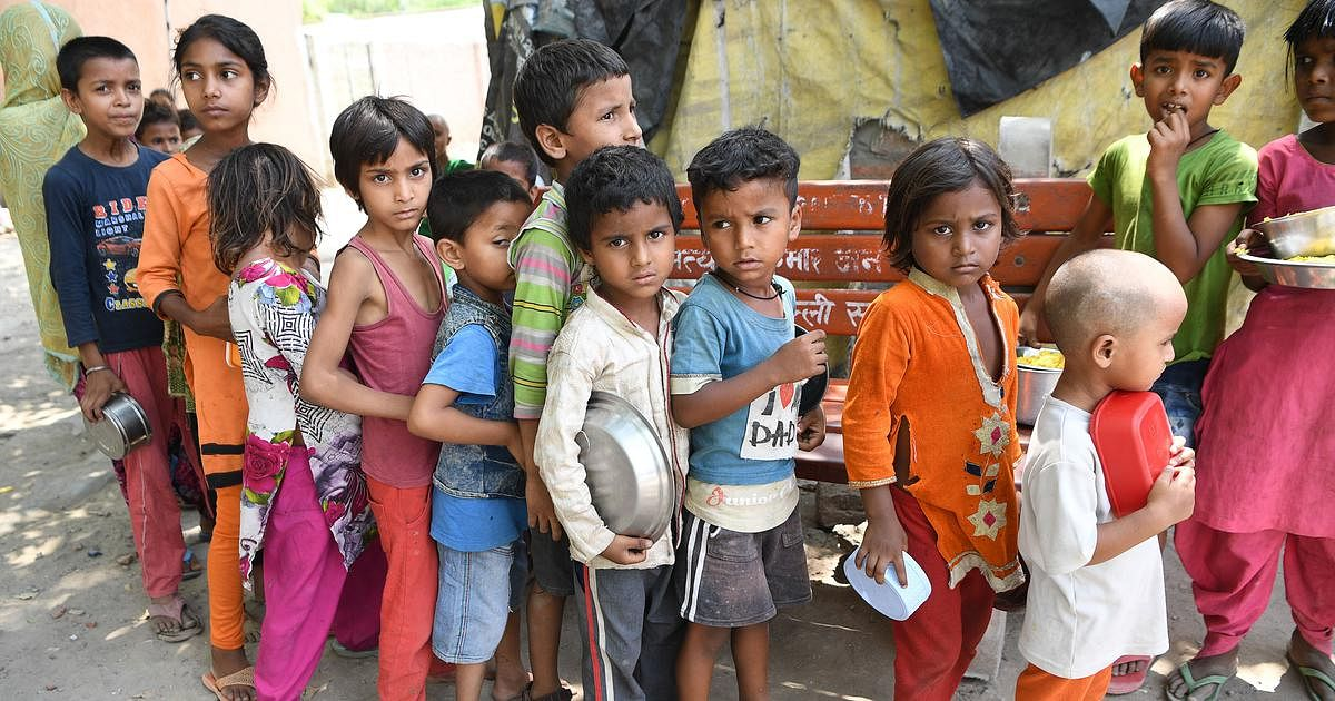 Most NGOs faced funds crunch during 2nd Covid wave when people badly needed help