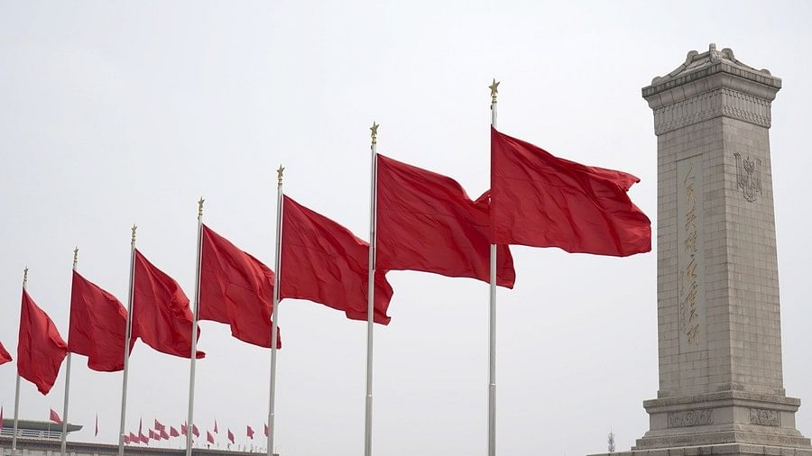 China imposes sanctions on US officials, entities