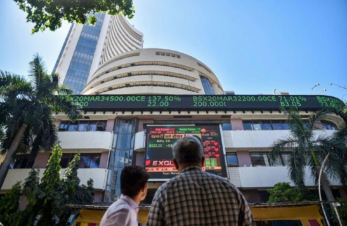 Market at fresh peak: Sensex skyrockets 958 points; Nifty tops 17,800