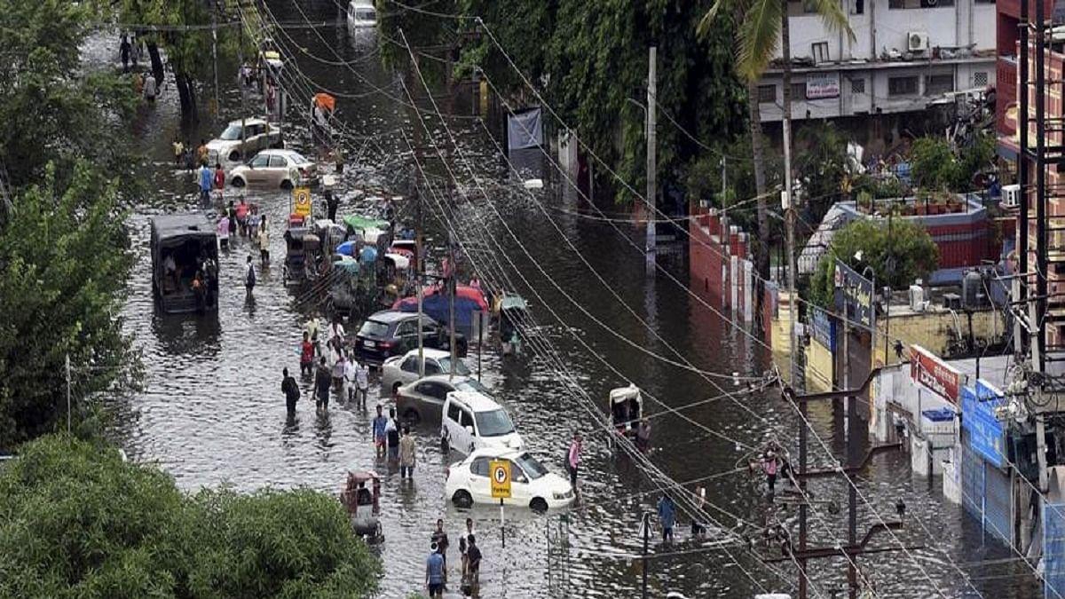 Maharashtra: IMD predicts heavy rain, thunderstorm in Nagpur