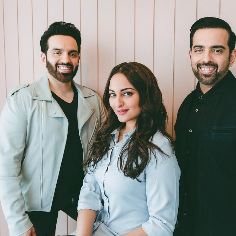 Luv, Kussh and Sonakshi Sinha's 'House of Creativity' is a unique online platform to promote emerging artists