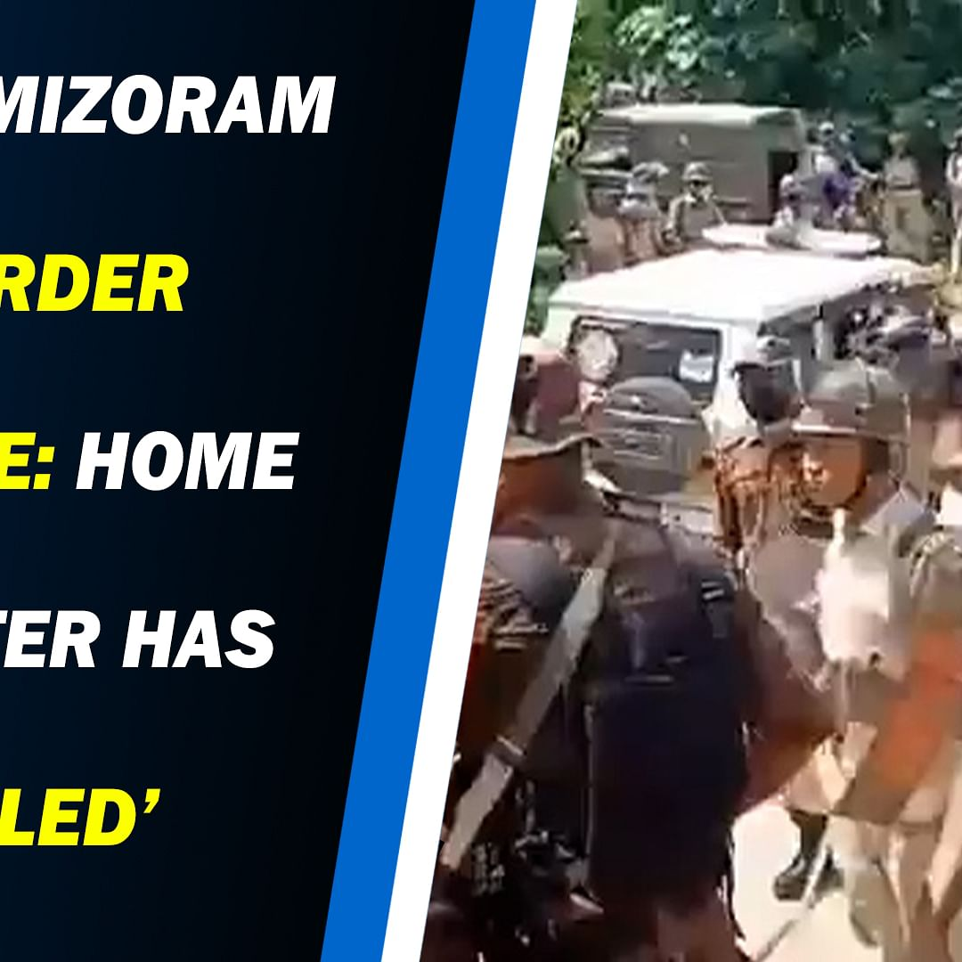 Assam-Mizoram Boarder Dispute: Home Minister Has 'Failed' Country, Says Rahul