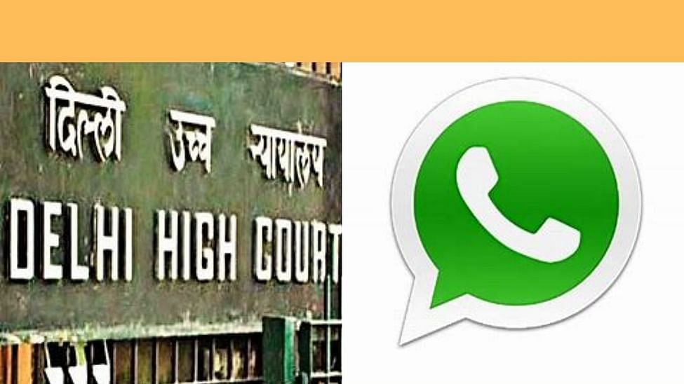 No urgency on pleas against WhatsApp privacy policy as it won't transfer data to FB, says HC