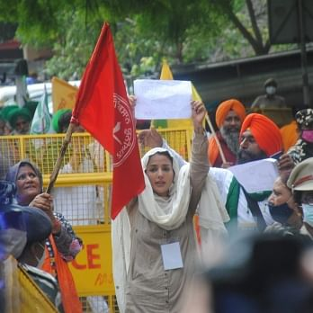 Farmers stage protests at Jantar Mantar, assert they will not leave Delhi till three farm laws are repealed