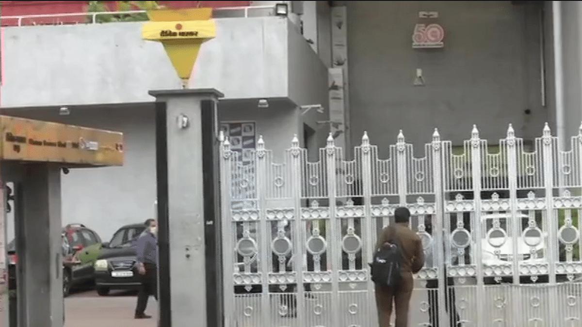 Tax department raids multiple premises of media group Dainik Bhaskar
