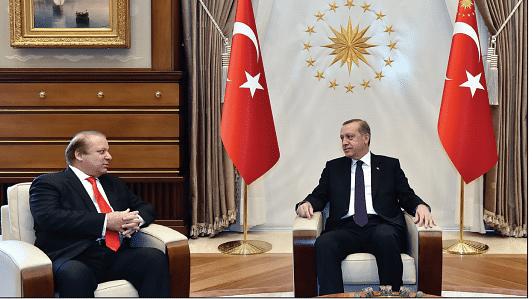 When a Microsoft font exposed the Turkish President Erdogan and Pakistan's PM Mian Nawaz Sharif