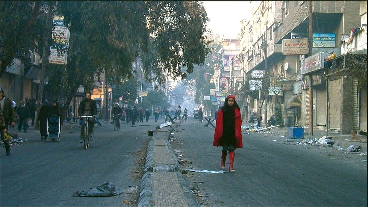 Reel Life: Besieged in exile