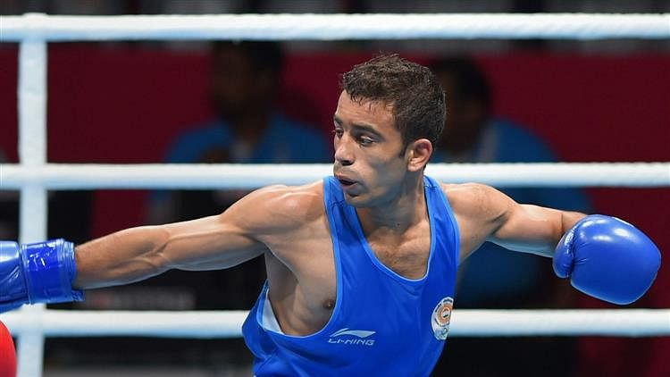 Shocking loss to Colombian Martinez ends Panghal's Olympic campaign