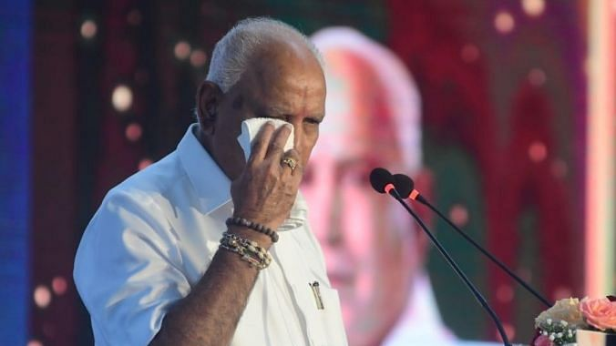 Yediyurappa made to exit as BJP, RSS want younger leader to take over in faction-ridden unit in Karnataka
