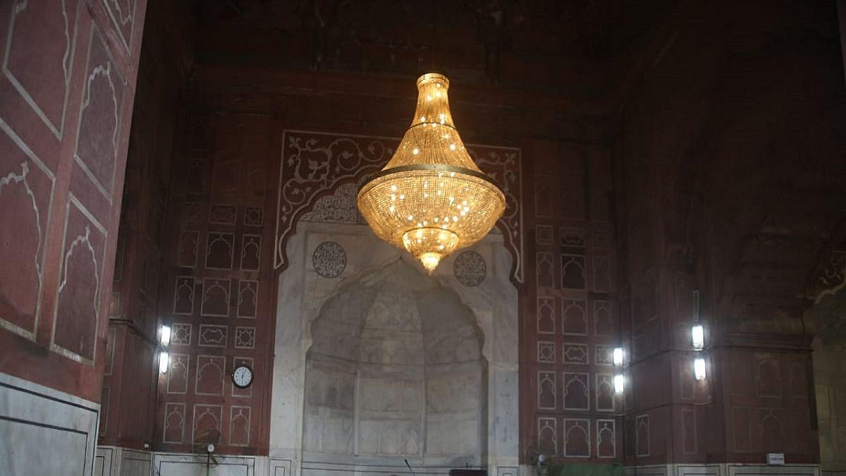 In Pictures: Eid-Al-Adha at Jama Masjid, Delhi
